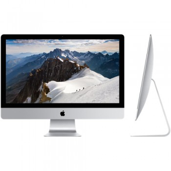 "ПК-моноблок Apple A1419 iMac 27"" Retina 5K QC i7 4.0GHz/32GB/1TB Flash/AMD Radeon R9 M295X 4GB (Z0QX001R4)"