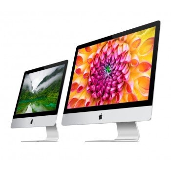 "ПК-моноблок Apple A1418 iMac 21.5"" Quad-Core i5 2.7GHz/8GB/1TB/Iris Pro/Wi-Fi/BT (ME086UA/A)"