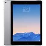 Планшет Apple A1567 iPad Air 2 Wi-Fi 4G 64Gb Space Gray (MGHX2TU/A)