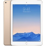Планшет Apple A1566 iPad Air 2 Wi-Fi 64Gb Gold (MH182TU/A)