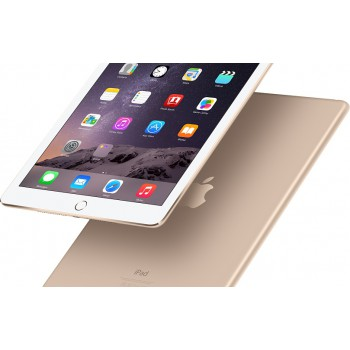 Планшет Apple A1566 iPad Air 2 Wi-Fi 16Gb Silver (MGLW2TU/A)