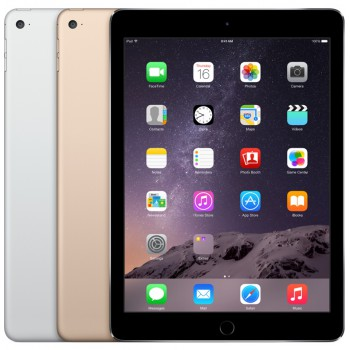Планшет Apple A1567 iPad Air 2 Wi-Fi 4G 128Gb Silver (MGWM2TU/A)