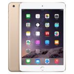 Планшет Apple A1599 iPad mini 3 Wi-Fi 128Gb Gold (MGYK2TU/A)